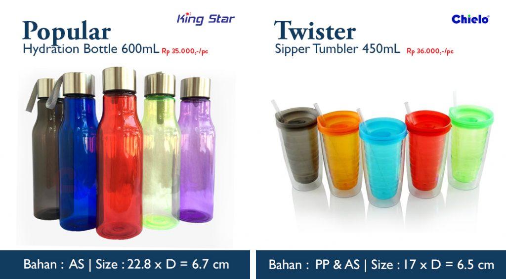 Tumbler Custom Popular Twister Ily Activa